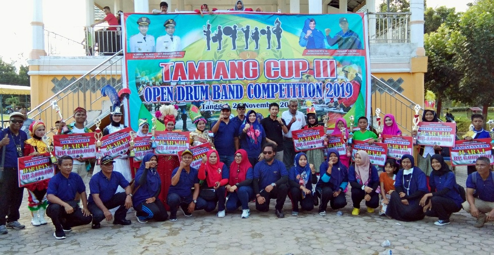 Nora Tutup Open Drumb Band Competition III